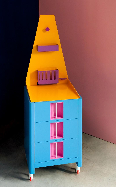 Cabinet Designs Cartoon-Inspired Cabinet Designs by Adam Nathaniel Furman 13 nakano twins adam nathaniel furman furniture design