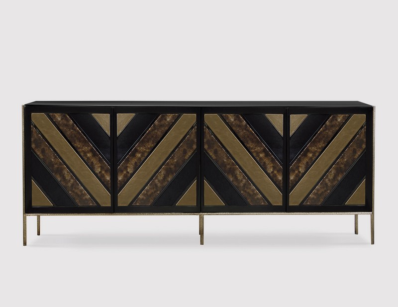 showroom Covet Paris: Discover the Best Sideboards on the New Parisian Showroom 15 opium sideboard