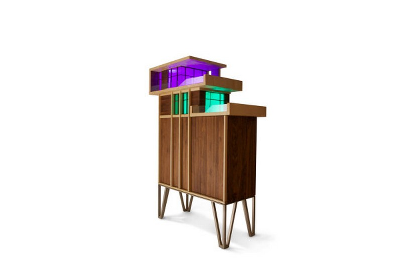 mid century modern Mid Century Modern The Inspired By The Mid Century Modern Penthouse Cabinet 2Penthouse Cabinet Piece UK 2