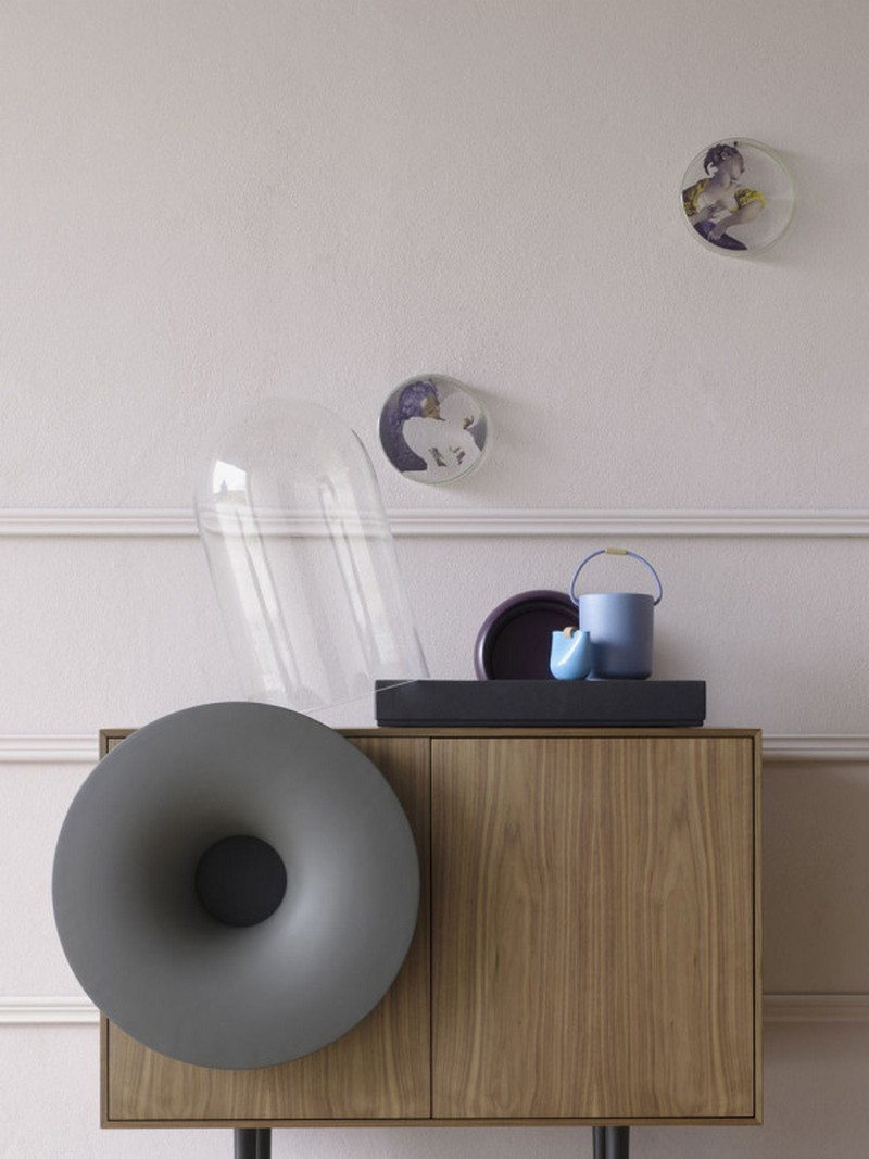 Cabinet Designs Unique Cabinet Designs: The Caruso Cabinet  by Paolo Cappello Design 4 Paolo Cappello Miniforms Caruso Speaker 14