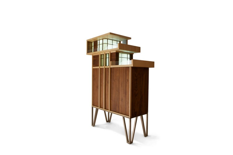 mid century modern Mid Century Modern The Inspired By The Mid Century Modern Penthouse Cabinet 4 Penthouse Cabinet Piece UK