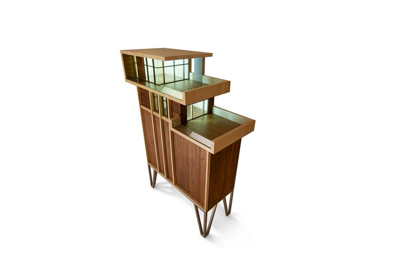 mid century modern Mid Century Modern The Inspired By The Mid Century Modern Penthouse Cabinet 5 Penthouse Cabinet Piece UK