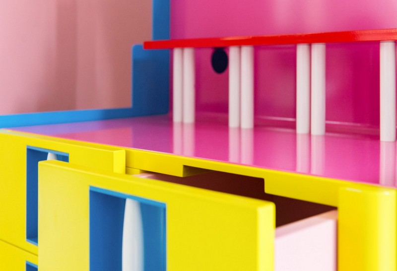 Cabinet Designs Cartoon-Inspired Cabinet Designs by Adam Nathaniel Furman 5 nakano twins adam nathaniel furman furniture design