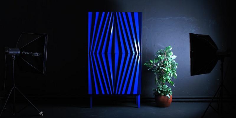 Cabinet Design The Walking Cabinet Design by Markus Johansson Design Studio 8 Safir cabinet