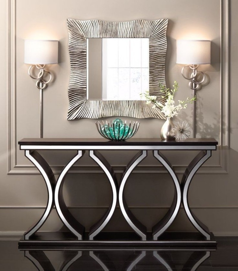 entryway table Select The Perfect Entryway Table For Your Luxury Living Room Contemporary Hallway Ideas to Enliven Your Home Decor1 2