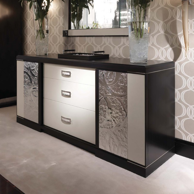 sideboards sideboards Use Sideboards To Add A Statement To Your Master Bedroom Modern Hallway Ideas from the Best Interior Designers5
