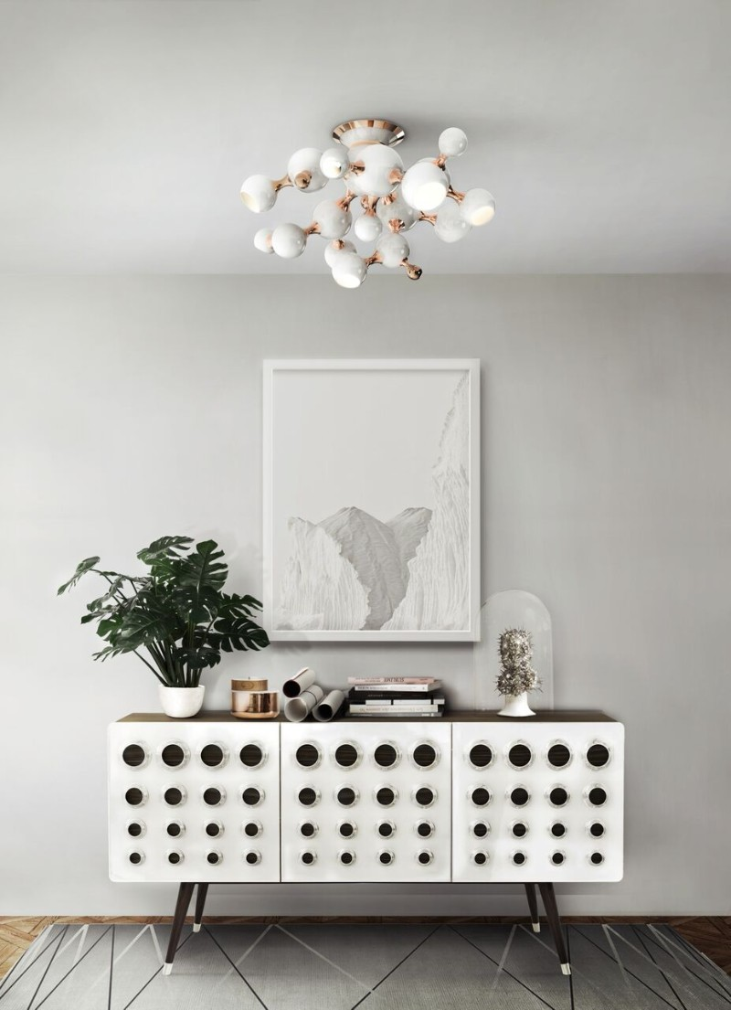 sideboards Use Sideboards To Add A Statement To Your Master Bedroom Modern Hallway Ideas from the Best Interior Designers6