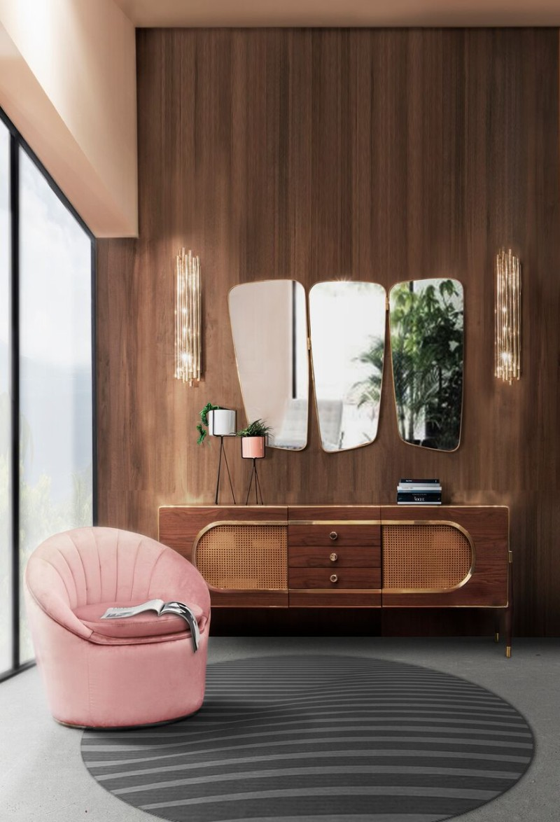 sideboards Use Sideboards To Add A Statement To Your Master Bedroom Modern Hallway Ideas from the Best Interior Designers8