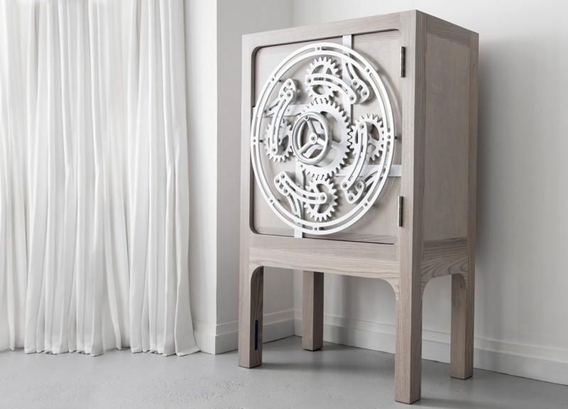 Cabinet Design The Safe Cabinet Design from Scott Jarvie 1 cabinet