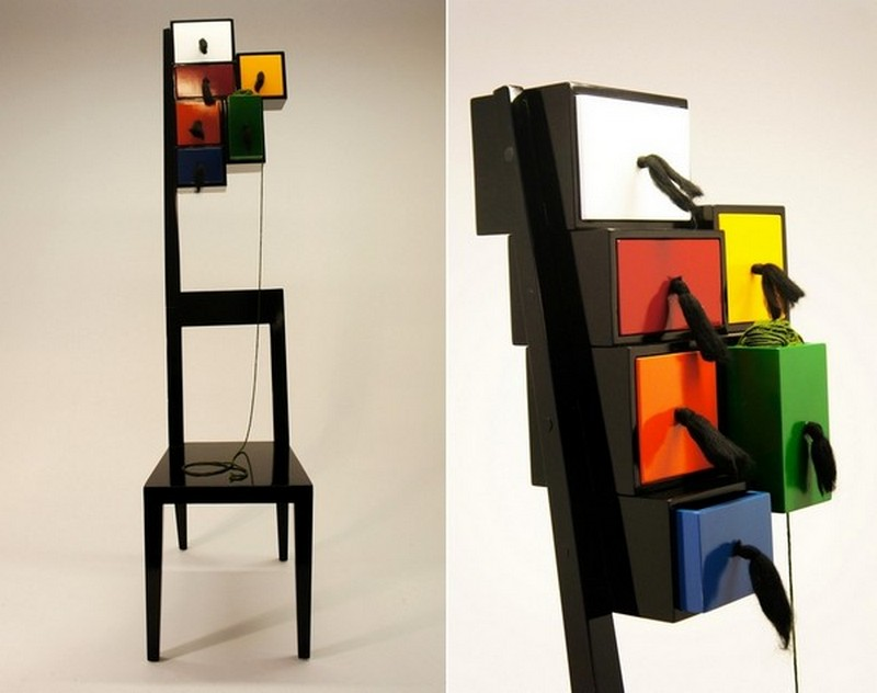 cabinet designs cabinet designs 10 Strange But Extraordinary Cabinet Designs 1 grandma chair by bora cakilkaya