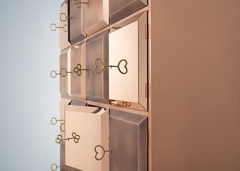Nika Zupanc Unique Cabinet Designs: The Longing Cabinet by Nika Zupanc 2 nika zupanc longng cabinet designboom 01