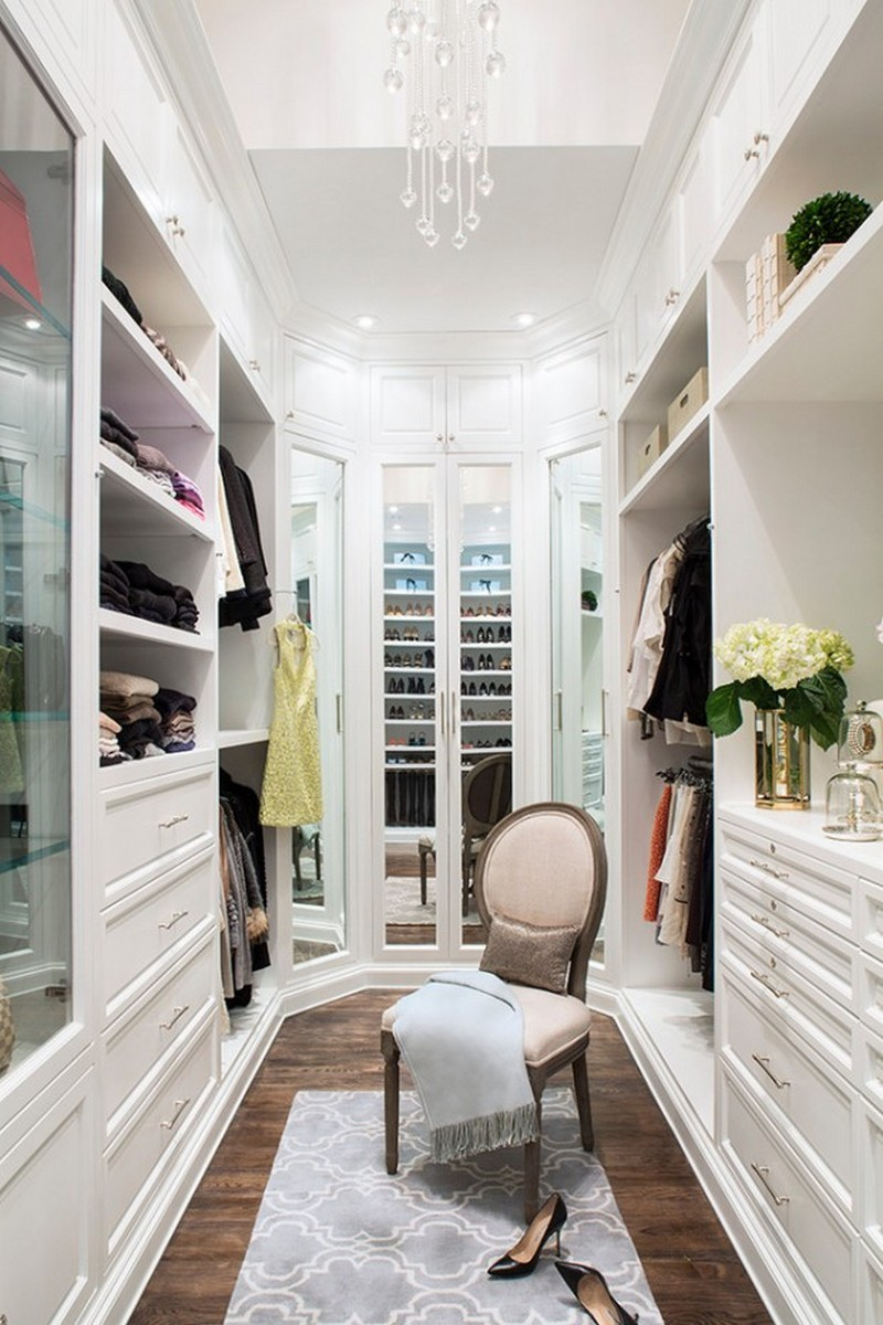 Walk-In Closets Walk-in Closets 10 Inspirational  Walk-in Closets Ideas 3 33