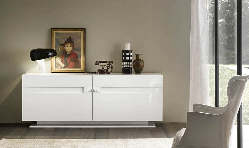 Sideboards and Buffets 10 Amazing Sideboards and Buffets with a Modern Flair 4 A closer look at Vanity