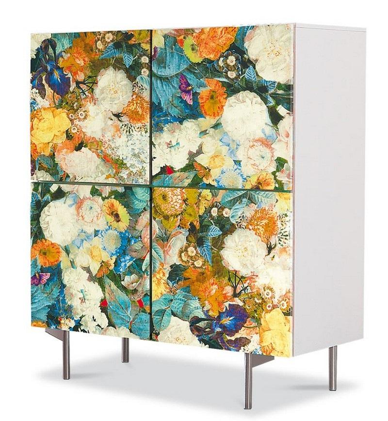 sideboards and buffets 10 Sideboards And Buffets With Vibrant Tones 4 flora belliniitalianhome