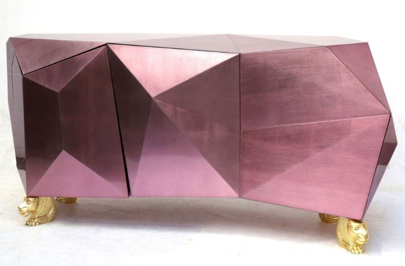 design trends Sideboard Design Trends For Spring 5D Diamond Sideboard