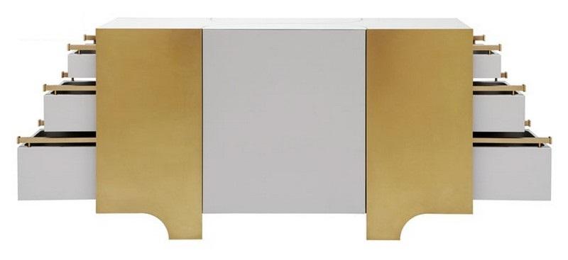 sideboards and buffets 10 Sideboards And Buffets With Vibrant Tones 6  damson douglasdesign