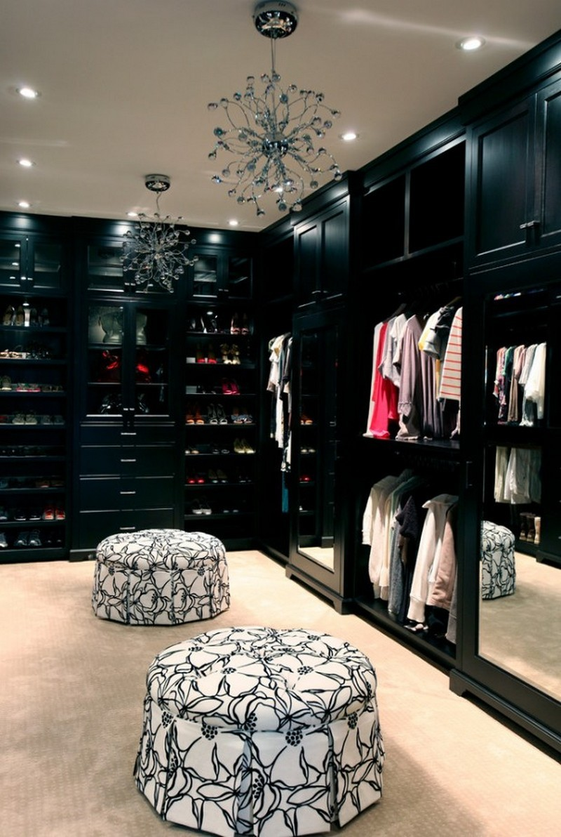 Walk-In Closets Walk-in Closets 10 Inspirational  Walk-in Closets Ideas 7 34