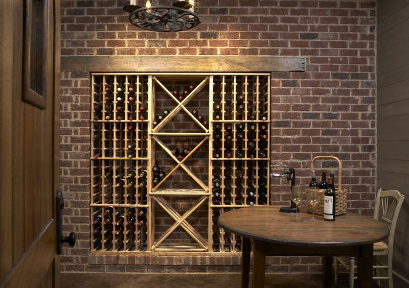 wine racks Wine Racks Amazing Wine Racks and Cabinets to Complete your Decoration 7 Oenophile by Structures Inc