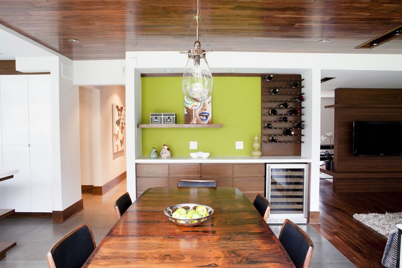Wine Racks Amazing Wine Racks and Cabinets to Complete your Decoration 8 Mod Redux by Capoferro Design Build Group