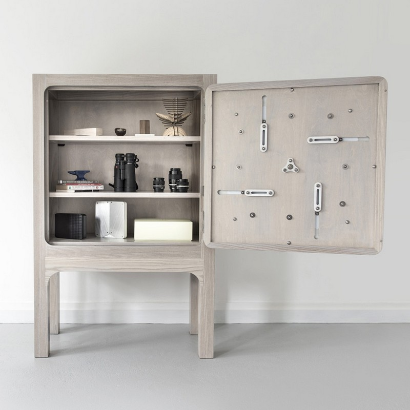 cabinet design Cabinet Design The Safe Cabinet Design from Scott Jarvie 8 The Safe Cabinet