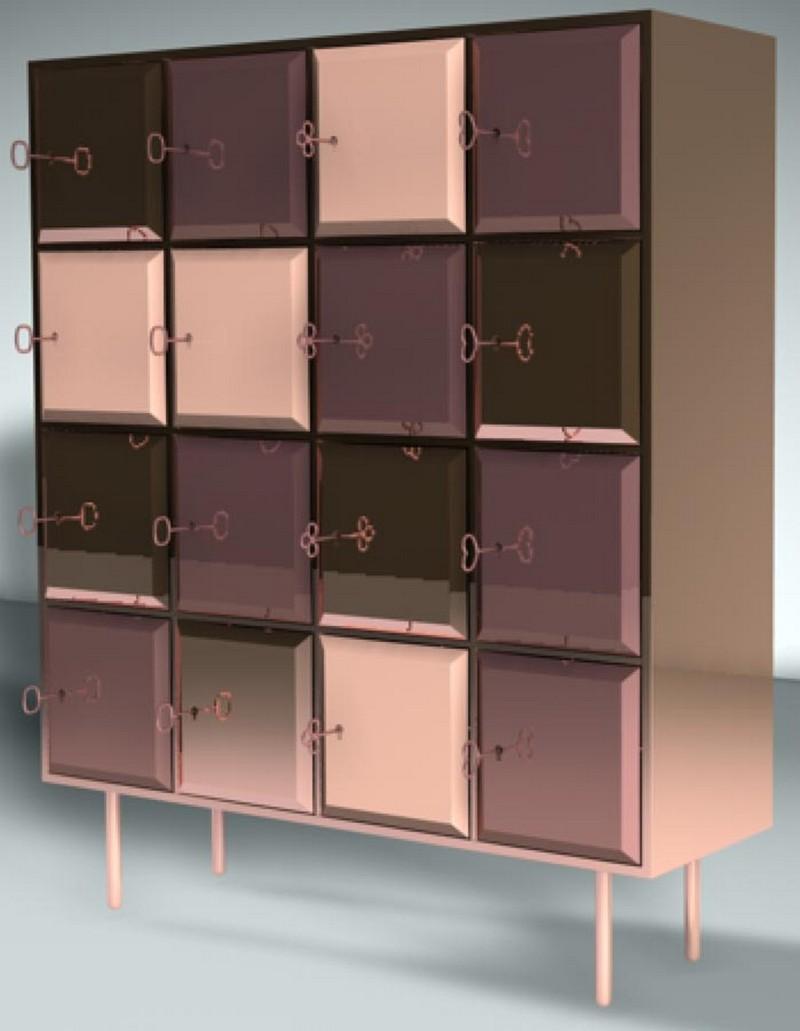 Nika Zupanc Unique Cabinet Designs: The Longing Cabinet by Nika Zupanc 9 nika zupanc longng cabinet designboom 04