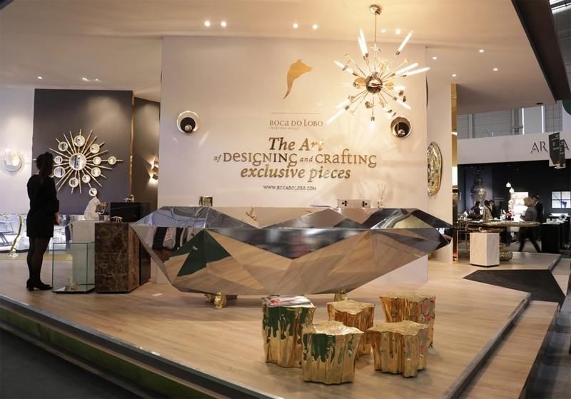 salone del mobile 2018 the greatest exhibition ever by boca do lobo. Black Bedroom Furniture Sets. Home Design Ideas