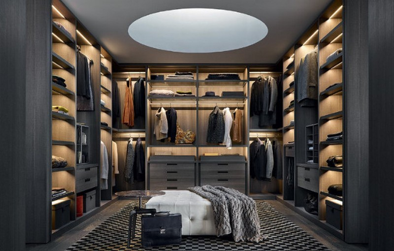 Walk-in Closets 10 Inspirational  Walk-in Closets Ideas tumblr ol5vnzkrp51w5nkdfo1 1280