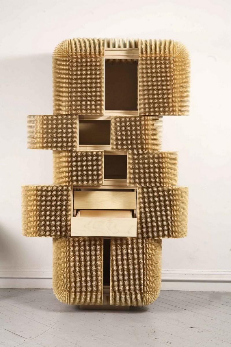 sebastian errazuriz Unique Designs: The Magistral Cabinet by Sebastian Errazuriz 1 Magistral