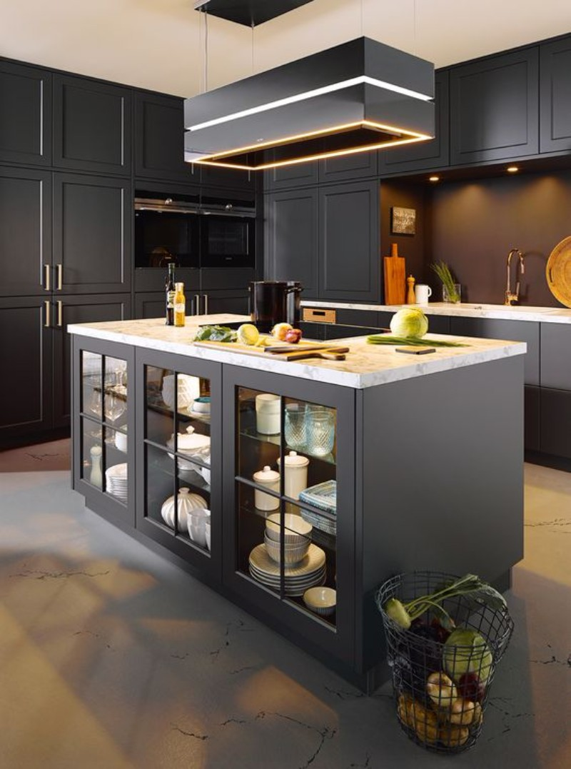 kitchen cabinets 10 Amazing Kitchen Cabinets Designs 10 Amazing Kitchen Cabinets Designs12