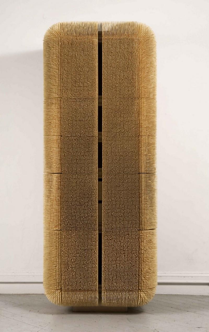 sebastian errazuriz Unique Designs: The Magistral Cabinet by Sebastian Errazuriz 2 Magistral