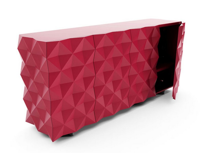 best furniture Best Furniture Best Furniture Designs:The Classic Rocky Collection from Joel Escalona 3  rocky credenza rojo