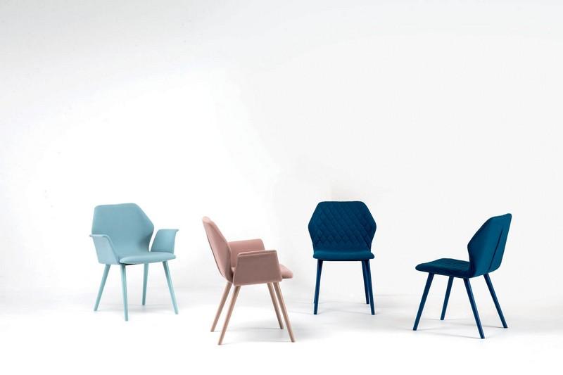 Unique Designs Unique Designs: The Cooklounge by Michael Schmidt 7 chairs