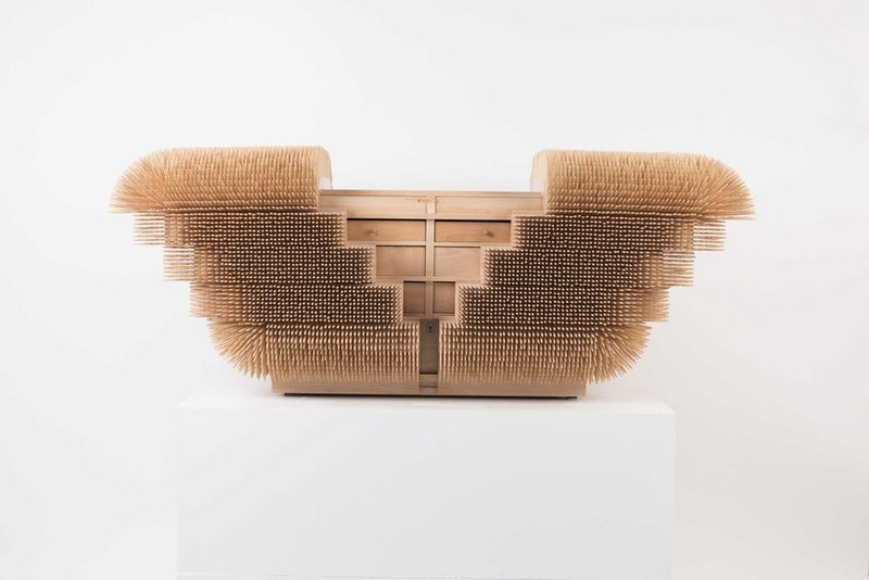 Sebastian Errazuriz sebastian errazuriz Unique Designs: The Magistral Cabinet by Sebastian Errazuriz 9 Magistral chest