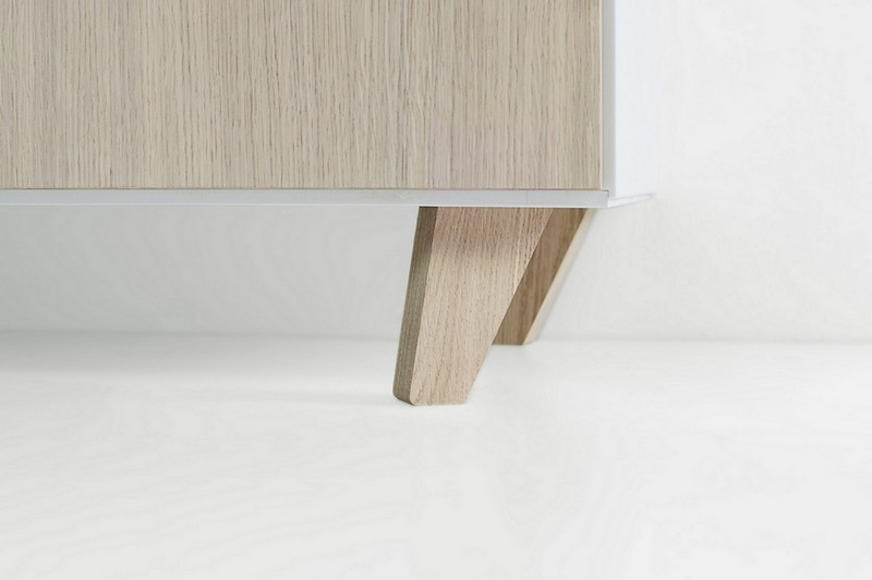 furniture collection Furniture Collection The Playful Cabinets of Nodo Furniture Collection by Andrea Brugnera NODO FOOT ANDREA BRUGNERA DESIGNER FORMABILIO