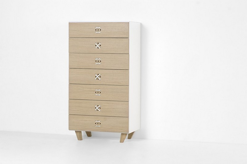 furniture collection Furniture Collection The Playful Cabinets of Nodo Furniture Collection by Andrea Brugnera NODO TALLBOY STILL ANDREA BRUGNERA DESIGNER FORMABILIO