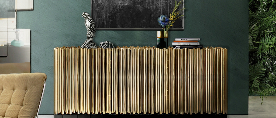 contemporary sideboards Top 10 Contemporary Sideboards for Your Luxury Living Room What to Expect at Salone del Mobile 2018 5