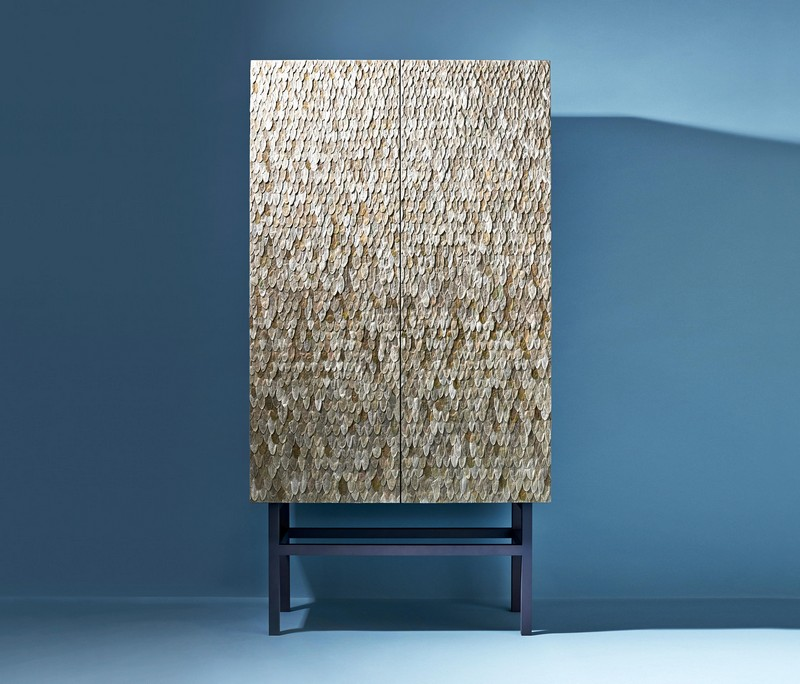 Cabinet Designs 10 Amazing Silver Cabinet Designs for a Luxury Decor 10 Silver Cabinet by Fehling Peiz Kraud