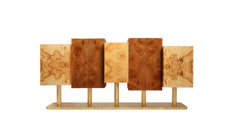 best furniture Best Furniture Best Furniture Designs: The Special Tree Sideboard by JSB 2