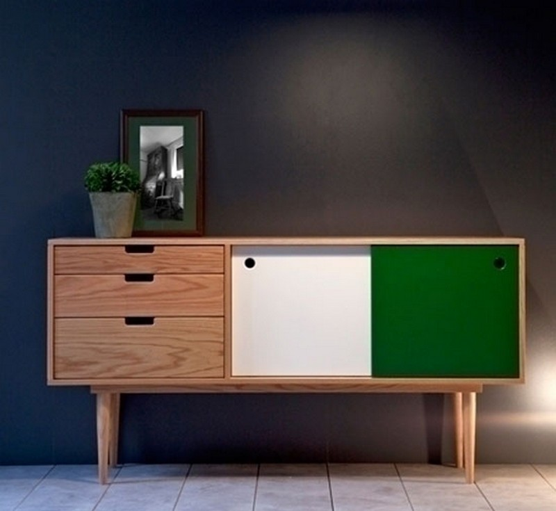 mid-century style Mid-Century style 10 Best Mid-Century Style Sideboards for a Stunning Decor 4 Fidar by Kann