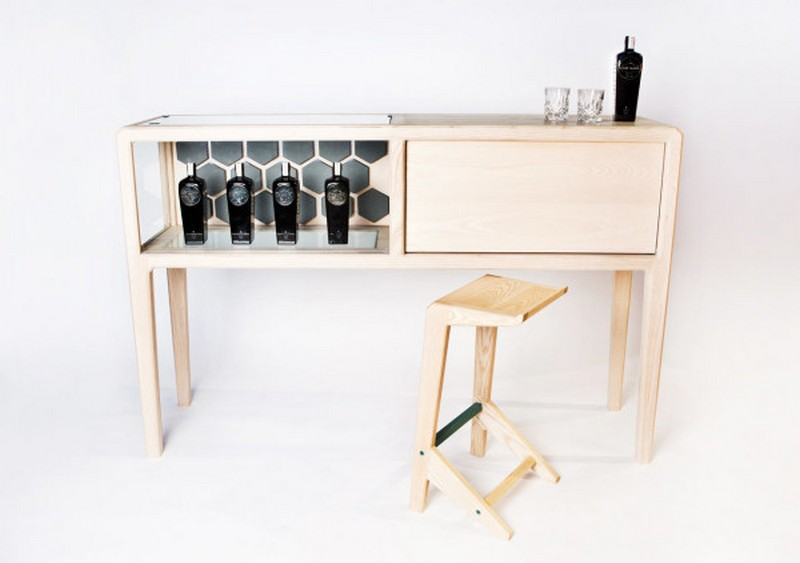 unique designs Unique Designs Unique Designs:The Liquor Cabinet by Ian Rouse 4 Linnk Kabinet irfd Ian Rouse 4