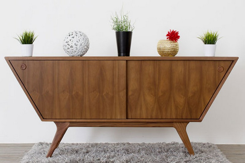 mid-century style Mid-Century style 10 Best Mid-Century Style Sideboards for a Stunning Decor 5 Buckley sideboard