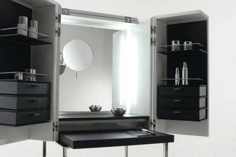 cabinet design Cabinet Design Amazing Modern Dressing Cabinet Design by Yomei 5 yomei cabinet magic cube 5