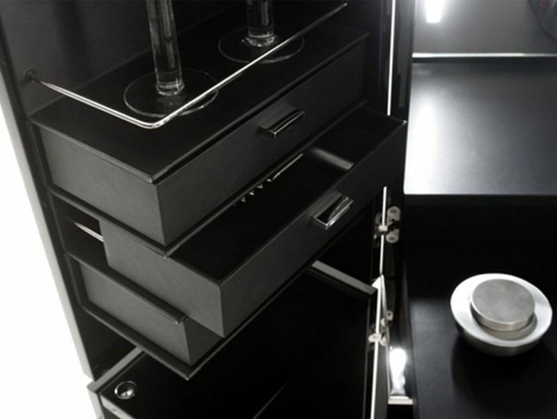 cabinet design Cabinet Design Amazing Modern Dressing Cabinet Design by Yomei 7 yomei cabinet magic cube 7