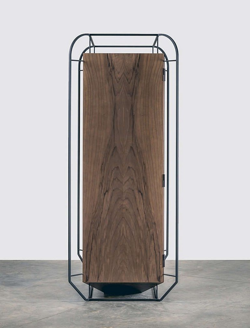 unique designs Unique Designs Unique Designs: The Exo Cabinet by Gregoire de La Forrest 8 Exo Cabinet Gregoire de Lafforest furniture design 3