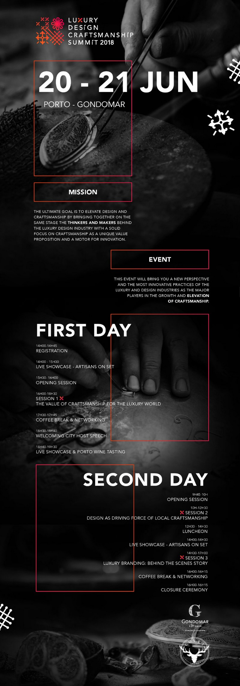 luxury design Luxury Design Discover the Luxury Design & Craftsmanship Summit 2018 8 summit infographic 001