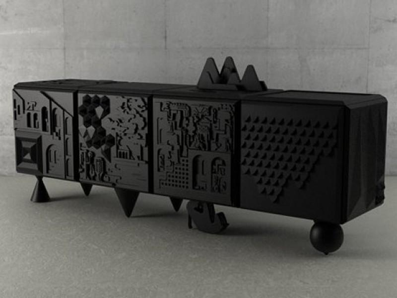 bd barcelona Tout Va Bien Cabinets Collection by BD Barcelona Design 8 tout va bien cabine