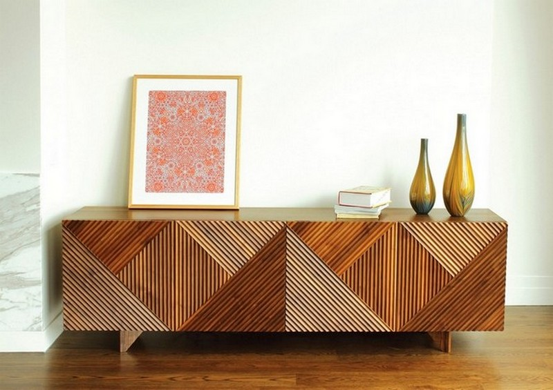 Mid-Century style 10 Best Mid-Century Style Sideboards for a Stunning Decor 9 Mid century modern living rooms 15 wood and brass modern sideboards