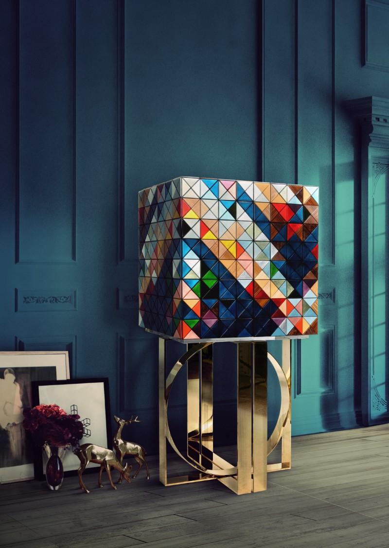 cabinet Luxury Furniture: Discover the Striking Pixel Cabinets Discover the Striking Pixel Cabinets 1