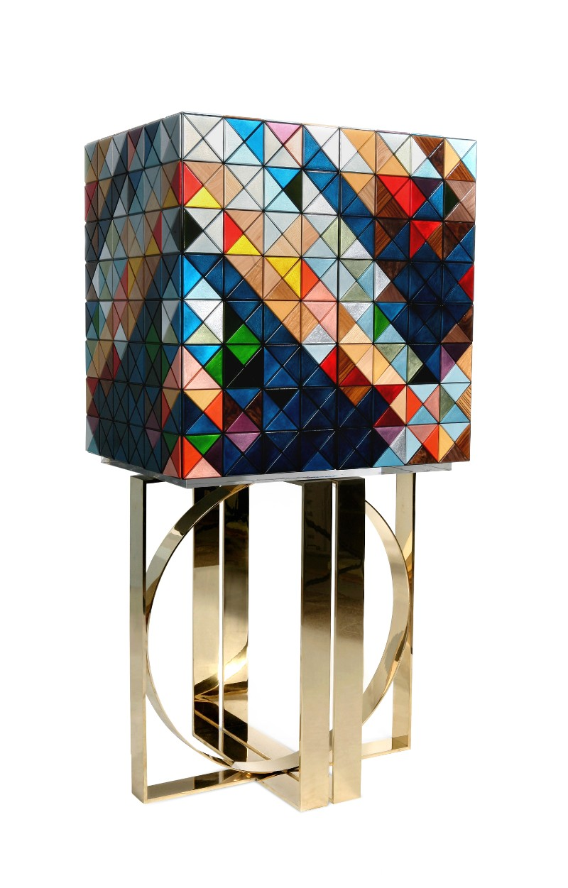 cabinet Luxury Furniture: Discover the Striking Pixel Cabinets Discover the Striking Pixel Cabinets 2