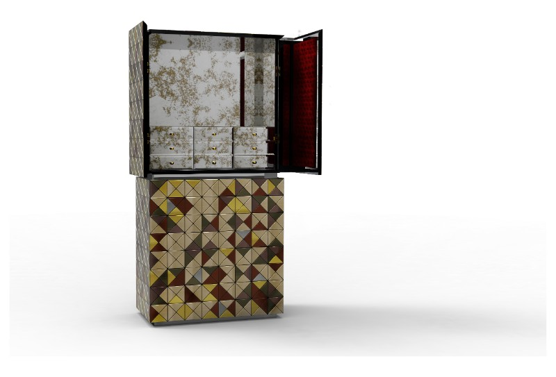 cabinet Luxury Furniture: Discover the Striking Pixel Cabinets Discover the Striking Pixel Cabinets 6